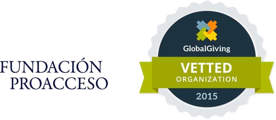 Badge de Global Giving